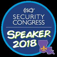 2018 Congress Speaker